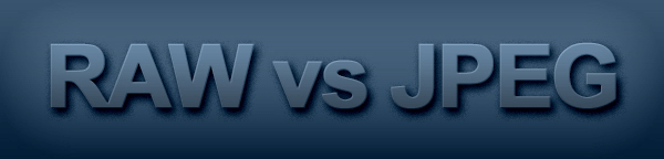 Raw Vs JPEG. A comparison study and 5 Reasons to choose RAW or JPEG