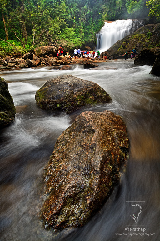 Photo of the Day. Waterfall Photography. Amazing Kuthumkal Waterfalls in Munnar Kerala. Silky smooth effect in waterfall photography. Best Nature Photos. Nature, Wildlife, Bird, and Landscape Photography by Prathap.