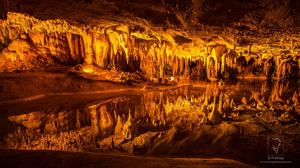 5 Simple Tips for Cavern Photography. Cave Photography Tips by Prathap. Luray Caverns in West Virginia. Nature Photography Simplified.