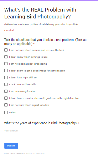bird-photography-survey-questions