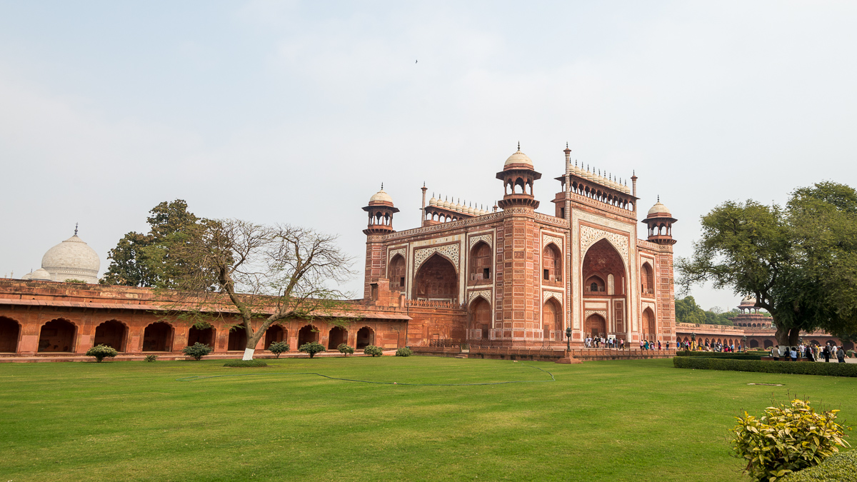Agra, Tajmahal, Taj Mahal, Golden-triangle Circuit, India top tourist destination, Seven Modern Wonders of the World, Agra, India