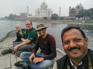 Agra, Golden Triangle, Best Guide Narendra.