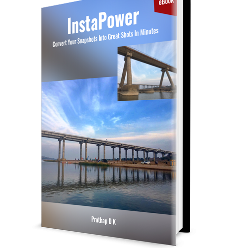Instagram Free EBook: InstaPower–Convert Your Snapshots Into Great Shots In Minutes