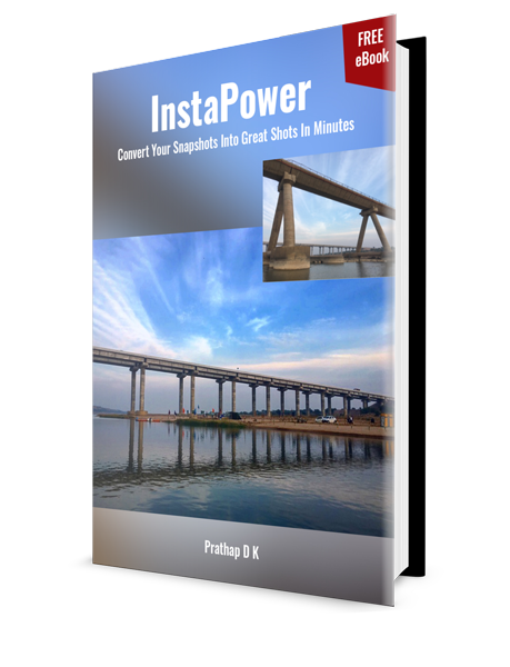 free eBook book on Instagram or social media. Post-processing tips for mobile photographers and instagrammers