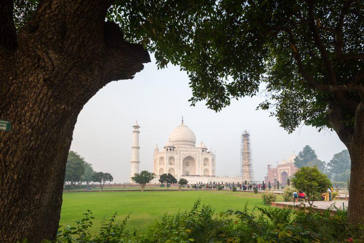 Agra, Tajmahal, Taj Mahal, Golden-triangle Circuit, India Top Tourist Destination, Seven Modern Wonders Of The World, Agra, India